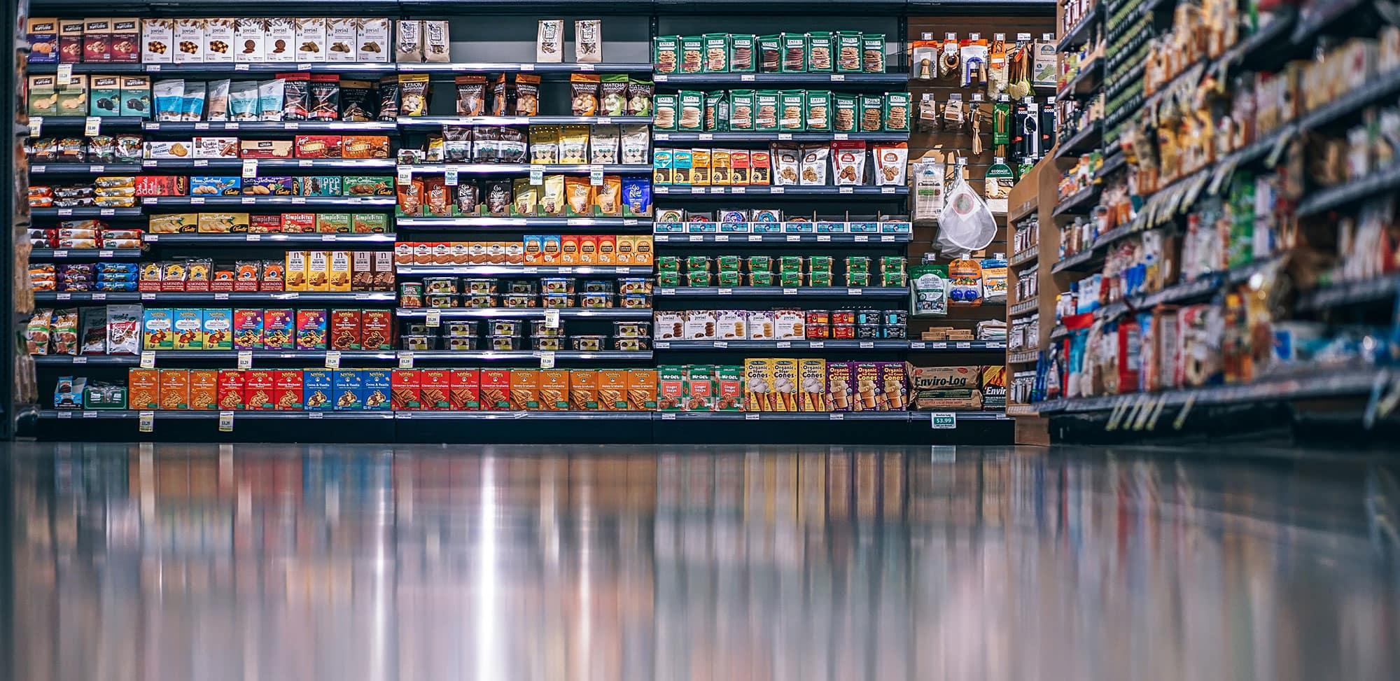 introduction of grocery store